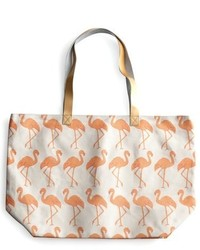 Flamingo tote pink medium 632684
