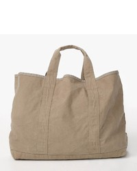 James perse large canvas tote medium 401404