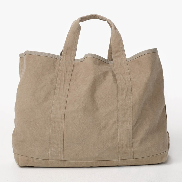 Bags James Large Canvas Tote