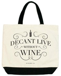 Seltzer Goods Decant Wine Tote