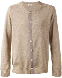 United Arrows Camoshita By Crew Neck Cardigan