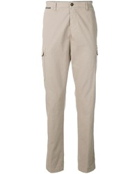 Eleventy High Rise Chino Trousers