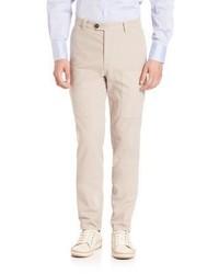 Brunello Cucinelli Para New Cargo Pocket Pants
