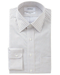Cremieux Regular Fit Spread Collar Dress Shirt