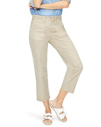 NYDJ Ankle Straight Leg Chino Pants