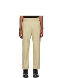 Diesel Beige P Coole Trousers