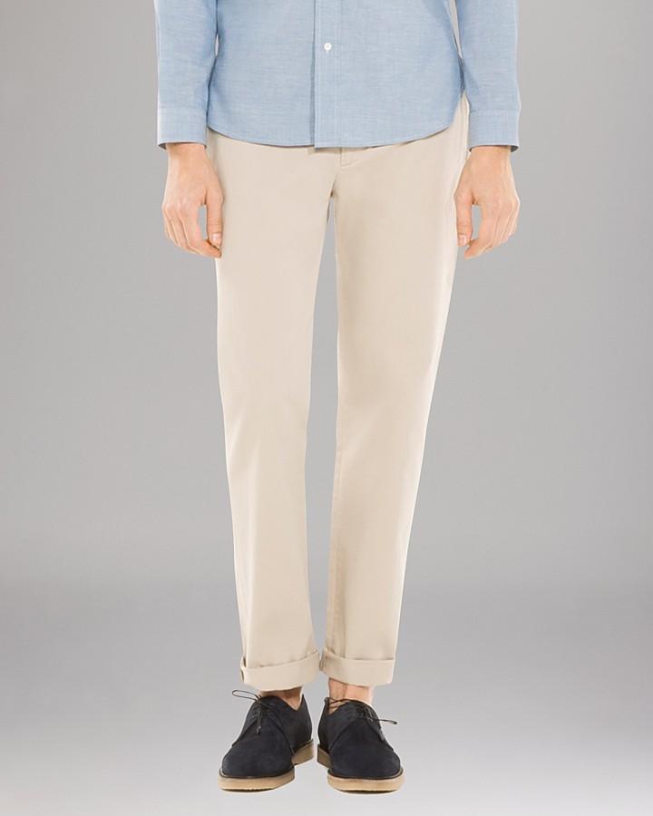 le plus en vogue découvrir les dernières tendances belles chaussures $340, Sandro Chino Pants
