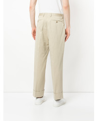 H Beauty&Youth Classic Straight Leg Chinos
