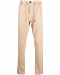 Eleventy Drawstring Chino Trousers