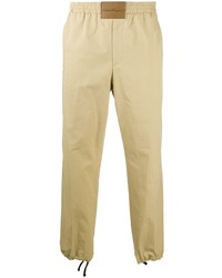 Salvatore Ferragamo Elasticated Waist Chinos