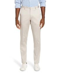 Nordstrom Men's Shop Fit Stretch Cotton Dress Pants
