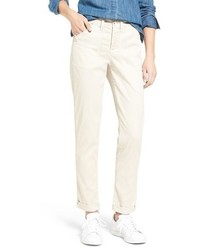 NYDJ Petite Reese Relaxed Chino Pants