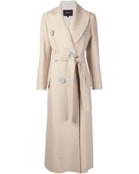 Derek Lam Shawl Collar Long Coat