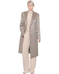 Maison Margiela Mixed Wool Cloth Coat