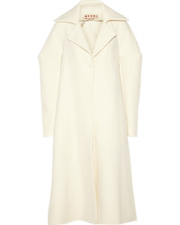 Marni Oversized Wool Felt Coat