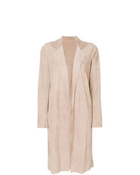 Salvatore Santoro Panelled Open Coat