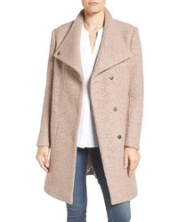 Pressed boucle coat medium 801876