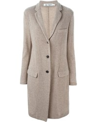 Barena Single Breasted Cardi Coat
