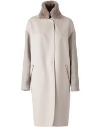 Sprung frres cocoon coat medium 312869