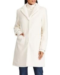Lauren Ralph Lauren Teddy Reefer Coat