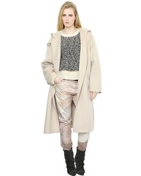 Isabel Marant Wool Cashmere Blend Coat