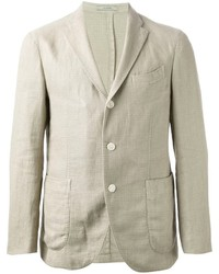 Boglioli Three Button Fastening Blazer