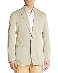 Corneliani Cotton Silk Sportcoat