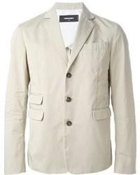 DSQUARED2 Creased Blazer