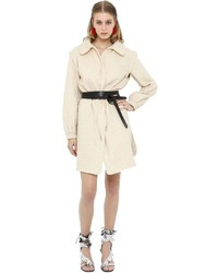 Isabel Marant Quilted Cotton Coat