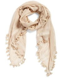 Cotton silk scarf medium 4312371