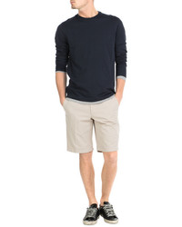 Vince Cotton Bermuda Shorts