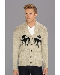 Obey Bird Cardigan Apparel