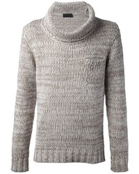 Daniele Fiesoli Cowl Neck Sweater