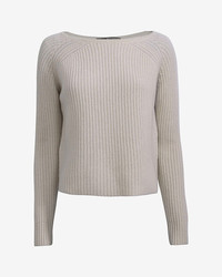 360 Sweater Ribbed Cashmere Sweater