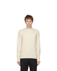 Loro Piana Beige Cashmere Castlebay Sweater