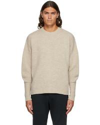 CFCL Beige Wool Milan Sweater