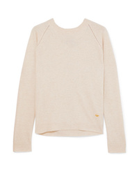 Tory Burch Bow Detailed Knitted Sweater