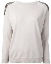 Brunello Cucinelli Embellished Sweater