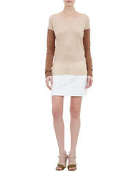 Massimo Alba Colorblock Pullover Sweater