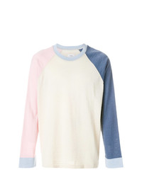 VISVIM Colour Block Jumper