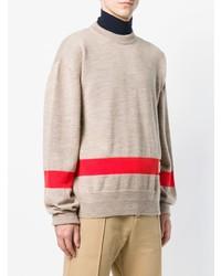 Oamc Colour Block Logo Sweater
