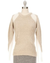 IRO Cozy Mix Knit Pullover Sweater