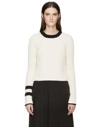Rag & Bone Cream Knit Greer Sweater