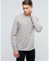 Esprit Crew Neck Slubby Sweater