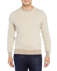 Crewneck cashmere sweater medium 8595541
