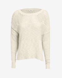 L'Agence Crochet Pullover