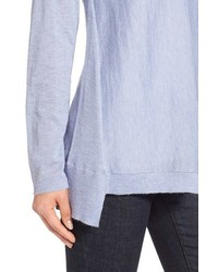 Eileen Fisher Petite Scoop Neck Sweater