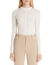 Chloé Fine Rib Wool Sweater