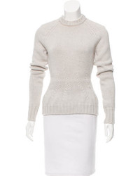 Nina Ricci Fitted Wool Sweater