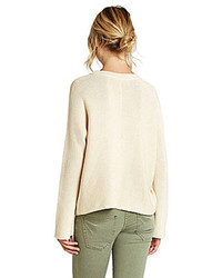 BCBGeneration Link Stitch Pullover Sweater